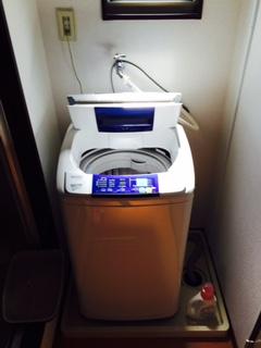 柏市洗濯機