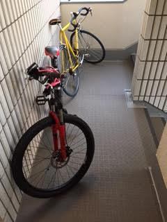 自転車回収処分
