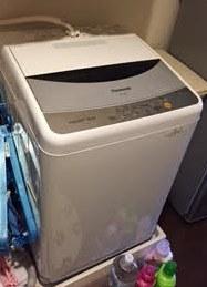 洗濯機3.3